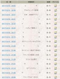 Matchlist